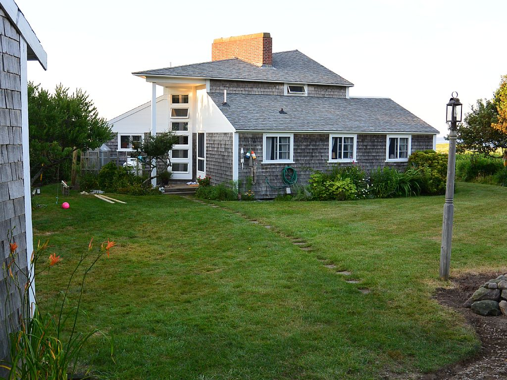 Floor Plan for Sandpiper Bluff - Nauset Beach Waterfront Vacation Home
