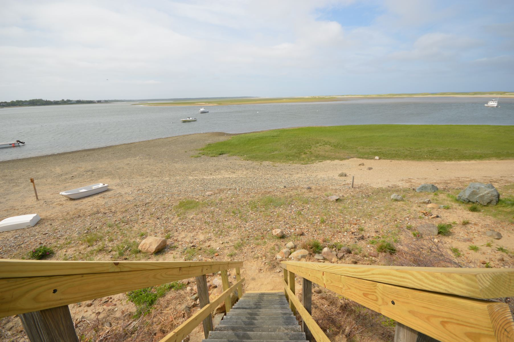 Floor Plan for Plovers' Watch - Panoramic Water View of Nauset Beach