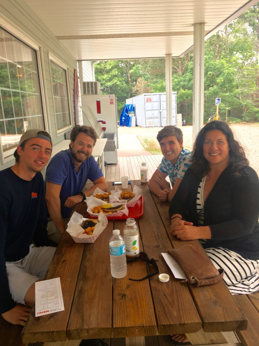 Nauset Rental Team - Macs Shack Eastham Lunch